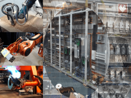 Manufacturing Robots & Customised Control Systems