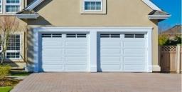 Installed Electric Garage Door