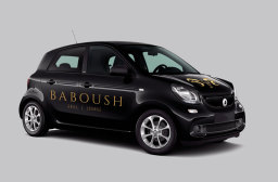 Swan Creative - Car wraps for Baboush