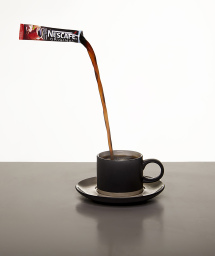 Nescafe campaign , by our in-house production team