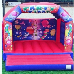 Adult bouncy castle