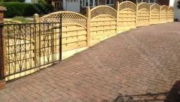 Reinas Fence Panels