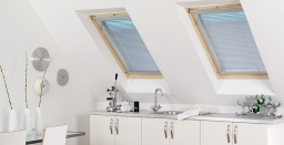 Roof Blinds, Velux style blinds, somerset