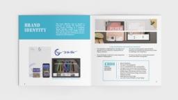 Booklet Print Graphic Design Luke Jackson Design