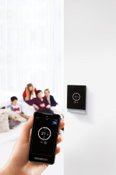Wi-Fi enabled remote thermostats available