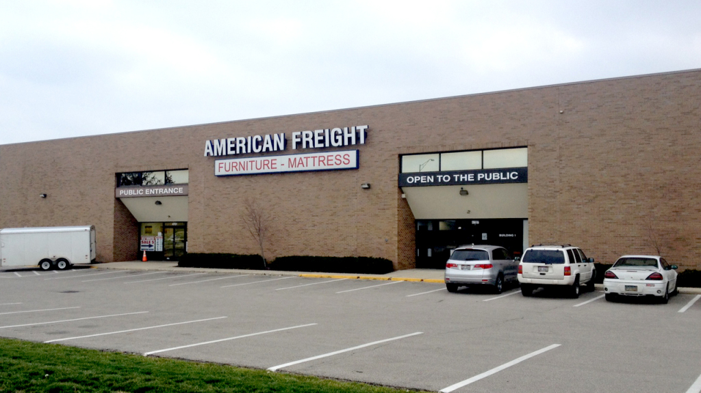 American Freight Furniture And Mattress 4707 Roberts Rd