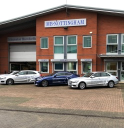 MB Nottingham Premises