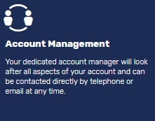 Harlands Group Account Management