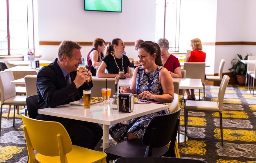 Cafe Junction Adelaide Casino