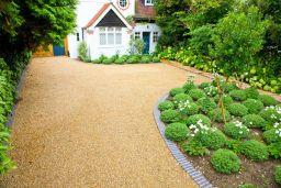 Garden design, Dulwich Village
