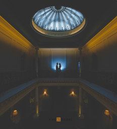 London Wedding Photographer - Hedsor House