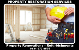 Property Renovation, Property Restoration Services