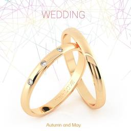 Unique Wedding Rings collection for Men and Women
