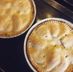 Baked Fruit Pies