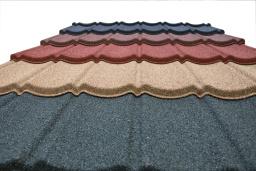 Lightweight Tiles Colour Options.