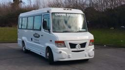 Minibus hire Dublin
