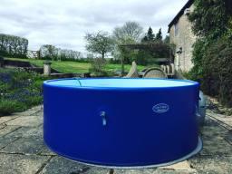 Monaco Hot Tub Hire by Swindon Hot Tub Hire