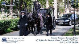 Funeral Directors Borough Green Kent