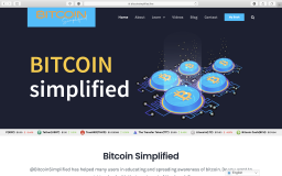 Visit www.bitcoinsimplified.live