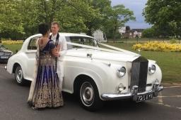 1960 Silver Cloud Rolls Royce