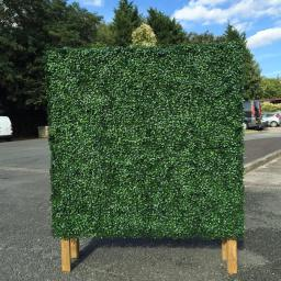 artificial hedging square