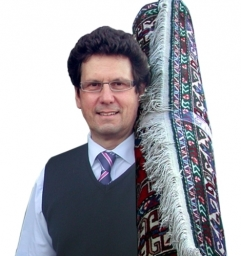 Alistair With Rug 2012