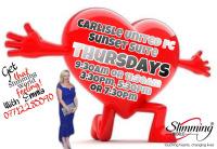 Slimming World with Emma Carlisle United FC Thursdays