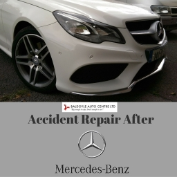 Mercedes E Class After