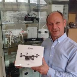 Les Brown at UAVs World