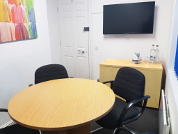 low cost letter box meeting room