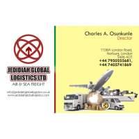 Jedidiah Global Logistics Ltd