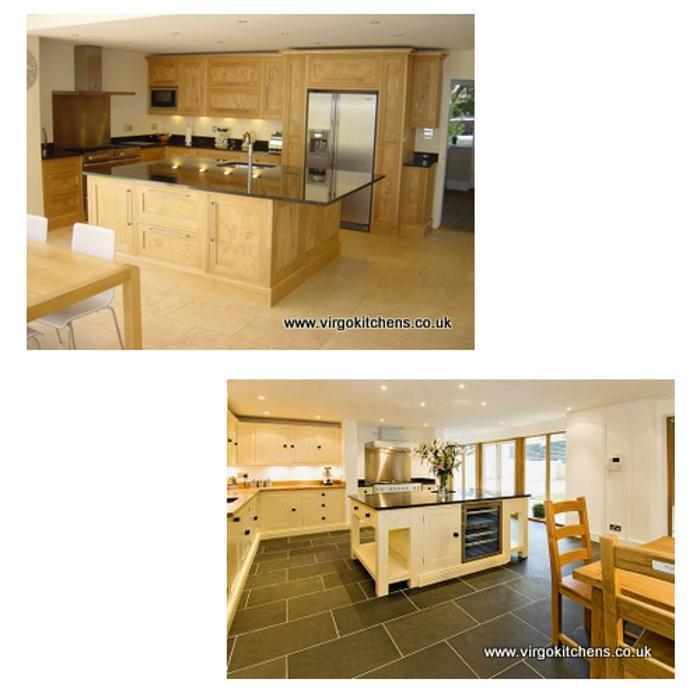 Details For Virgo Kitchens, Bedrooms & Bathrooms In