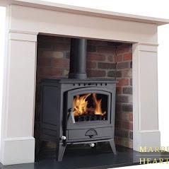 Charlotte Stone Fireplace Surround