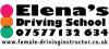 Female Driving Instructor Hatfield Elena Tanasa
