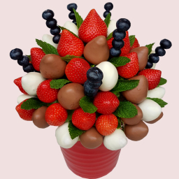 Mintberry Fruit Bouquet