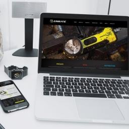 Unilite responsive website