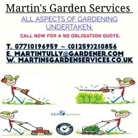 Martin's Garden Services