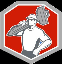 KC Brighton Locksmith Shield