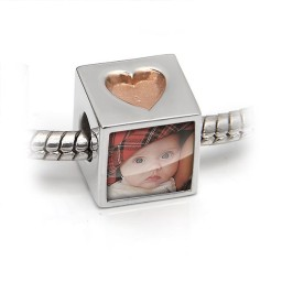 Unique photo photo charms for your pandora