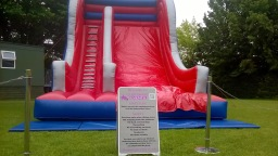 GIANT SLIDE HIRE