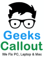 Geeks Callout