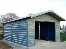 Harker Shanette Metal Merlin Garage