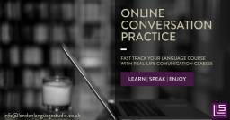 Online language lessons by London Language Studio