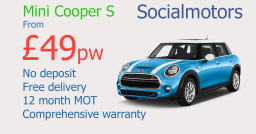 Mini Cooper Sport finance - Socialmotors