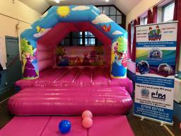 Bounce & Party Glasgow Princess Themed Castle