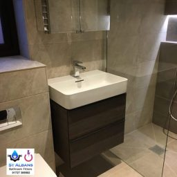 Bathroom Installation - St. Albans, Hertfordshire