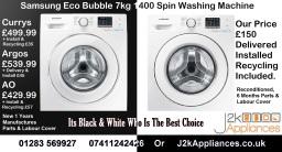 Samsung Washing Machines derby