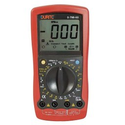 Multimeters and Analysers