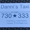Danni's taxi