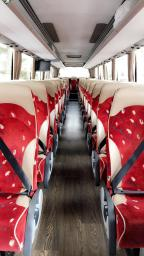 Coach hire Denton/Manchester